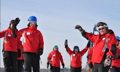 One Day Lesson, Lesson, ski, snowboard, ski hill, winter fun