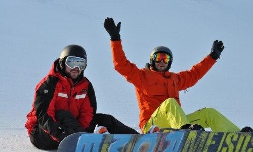 Intro to Freestyle, Freestyle Lesson, Snowboard, Terrain Park,
