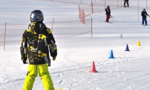 Holiday Lesson, Lesson, ski, snowboard, ski hill, winter fun