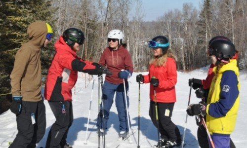 ski lesson, snowboard lesson, group lesson, edmonton, edmonton ski, edmonton snowboard, ski, snowboard, lessons, instructor, class