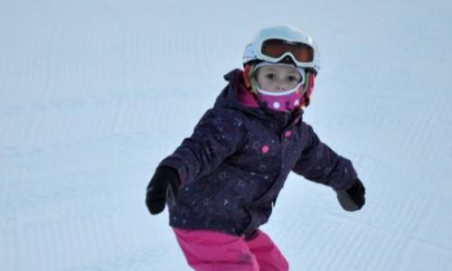 Age 4-6 Discover Snowboard Lesson - 11 AM