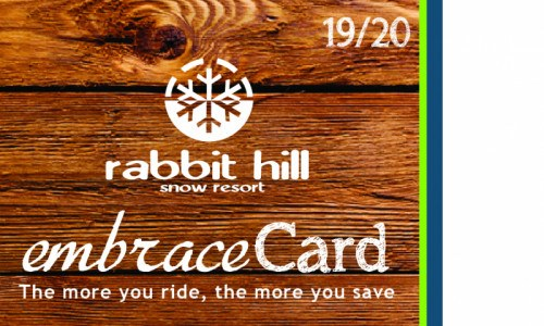 embrace card, ski, snowboard, edmonton, deals, save, discount card, winter, saving card