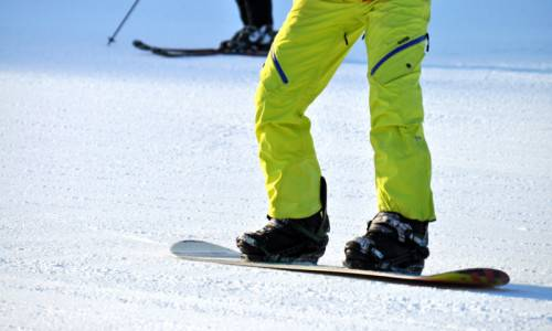 Age 4-6 Group Spring Break Snowboard Lesson - 1:30 PM