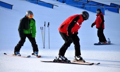 discover skiing, ski lesson, kids lesson, embrace winter, edmonton skiing, edmonton lessons, lessons, winter activity, prepaid lesson