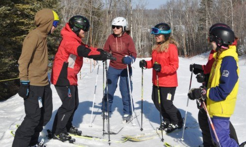 skiing, ski lessons, edmonton ski, edmonton, winter fun, embrace winter, prepaid ski lesson