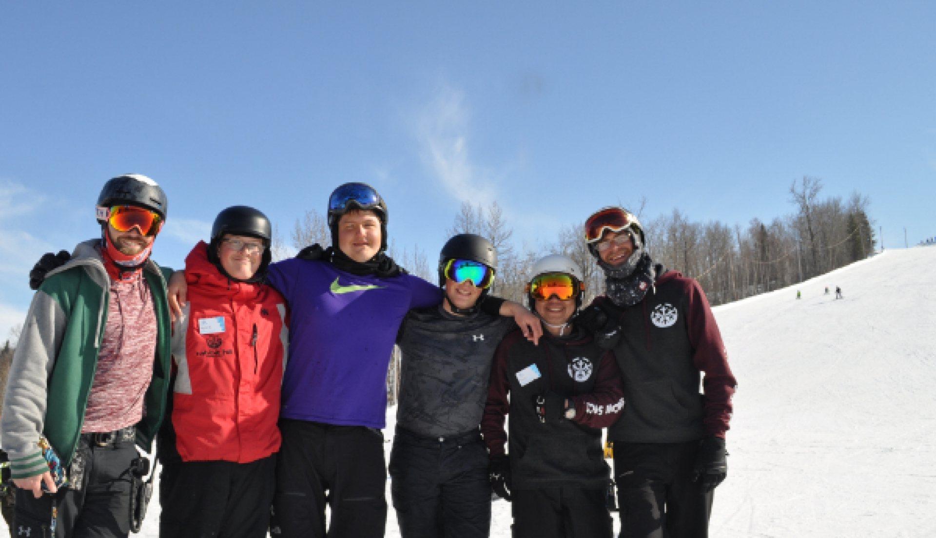 skiing, snowboarding, snowboarding lesson,  ski lessons, edmonton ski, edmonton sport, edmonton snowboard, winter fun, embrace winter, group lesson bundles