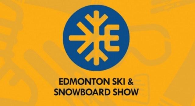Edmonton ski and snowboard show, ski show, snowboard snow, win tickets
